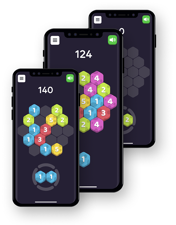 Hex F12 Mobile Game