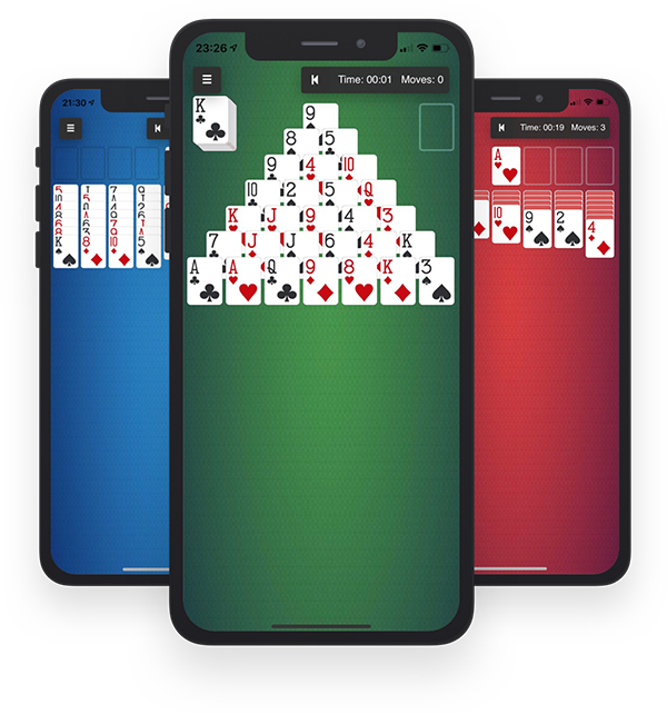 Solitaire F12 Mobile Game
